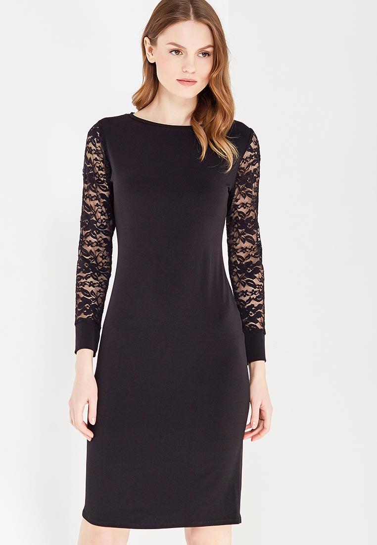 Платье Alina Assi 11-505-225-Black-L