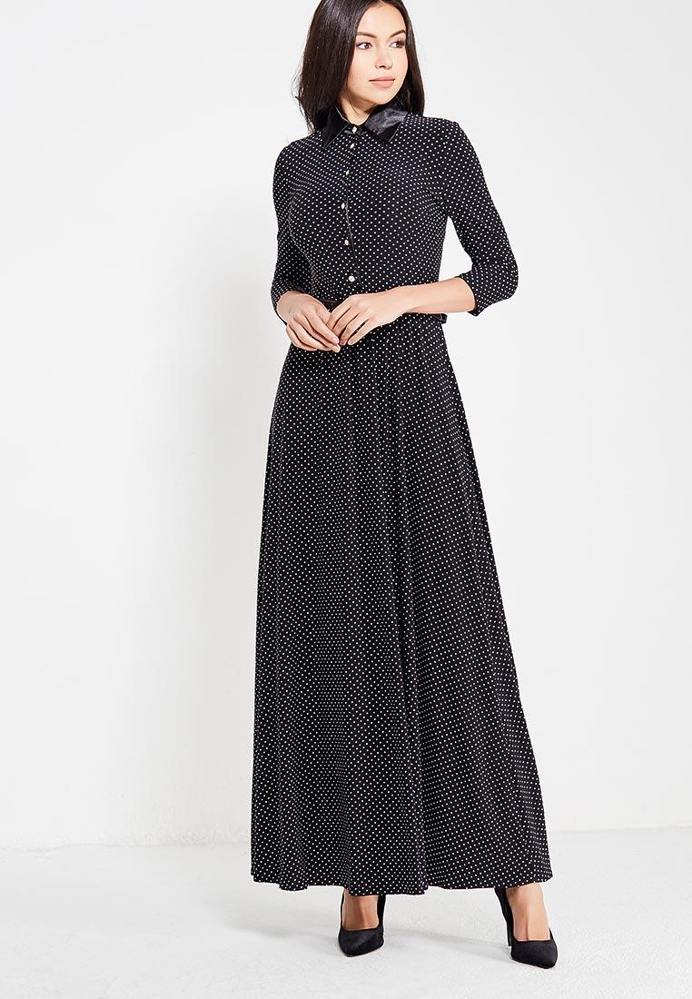 Повседневное платье Alina Assi 11-501-103-Peas-L