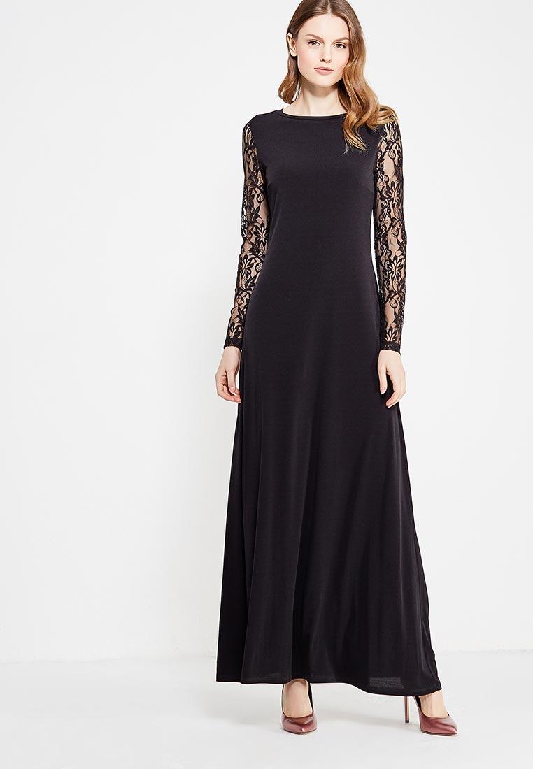 Платье-макси Alina Assi 11-505-107-Black-L