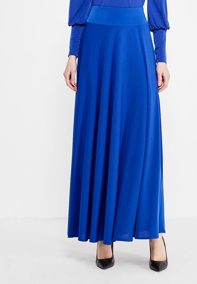 Макси-юбка Alina Assi 19-501-401-Blue-3XL