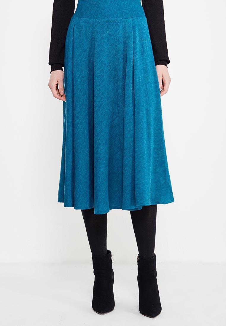Миди-юбка Alina Assi 19-513-411-Turquoise-L