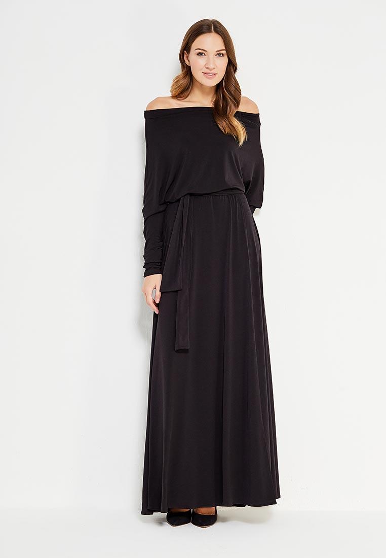Платье-макси Alina Assi 11-501-104-Black-L