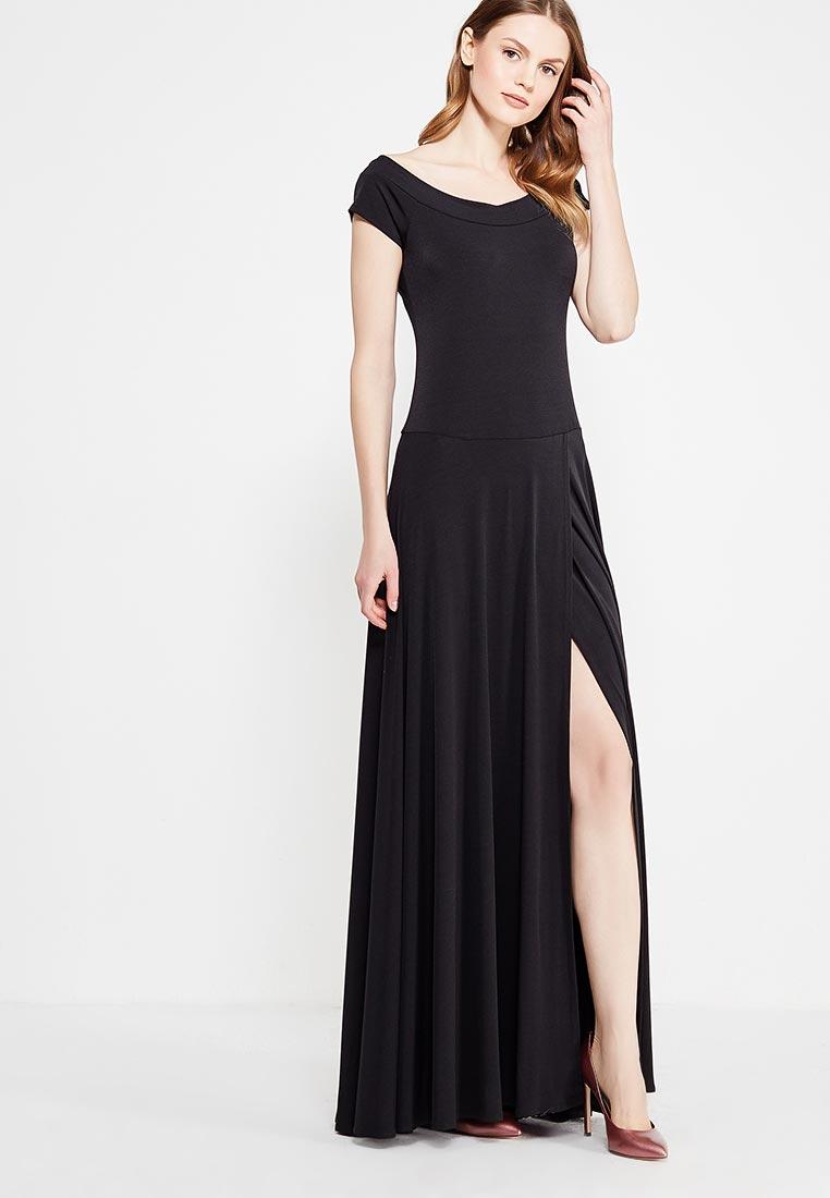 Платье-макси Alina Assi 11-501-123-Black-L