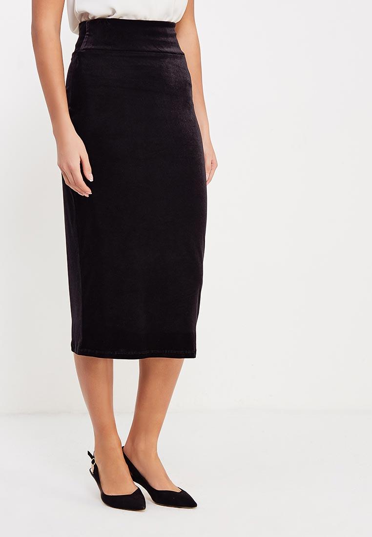 Узкая юбка Alina Assi 19-515-123-Black-L