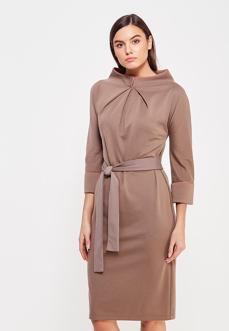 Платье Alina Assi 11-502-205-Beige-L