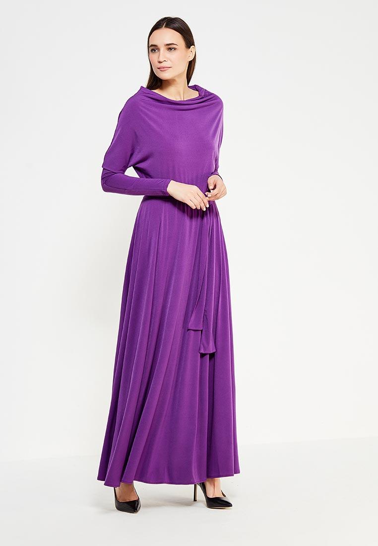 Платье-макси Alina Assi 11-501-104-Purple-L