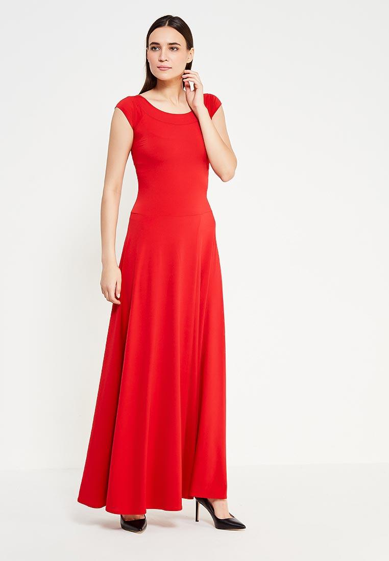 Платье-макси Alina Assi 11-501-123-Red-L