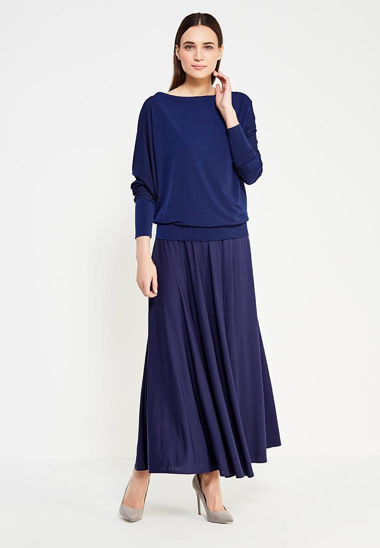 Блуза Alina Assi 15-501-713-DarkBlue-L