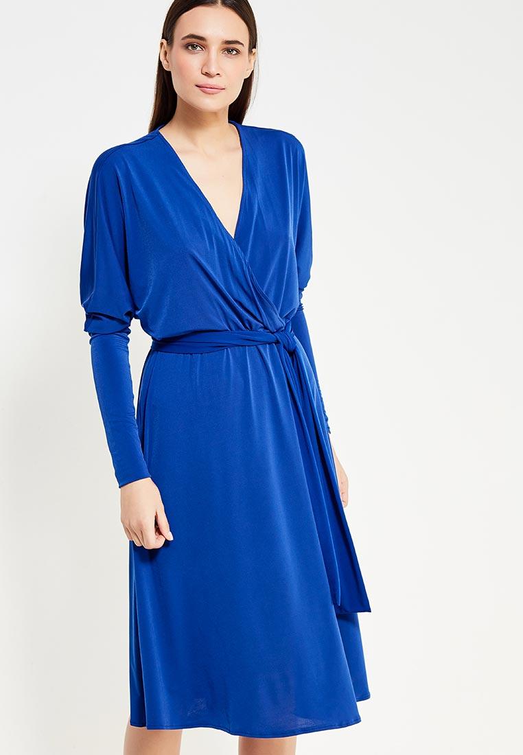 Повседневное платье Alina Assi 11-501-202-Blue-L