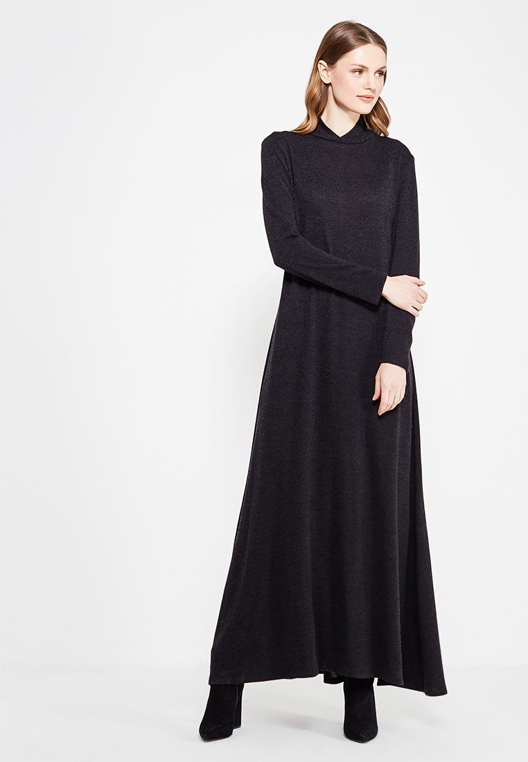 Вязаное платье Alina Assi 11-517-106-Black-L