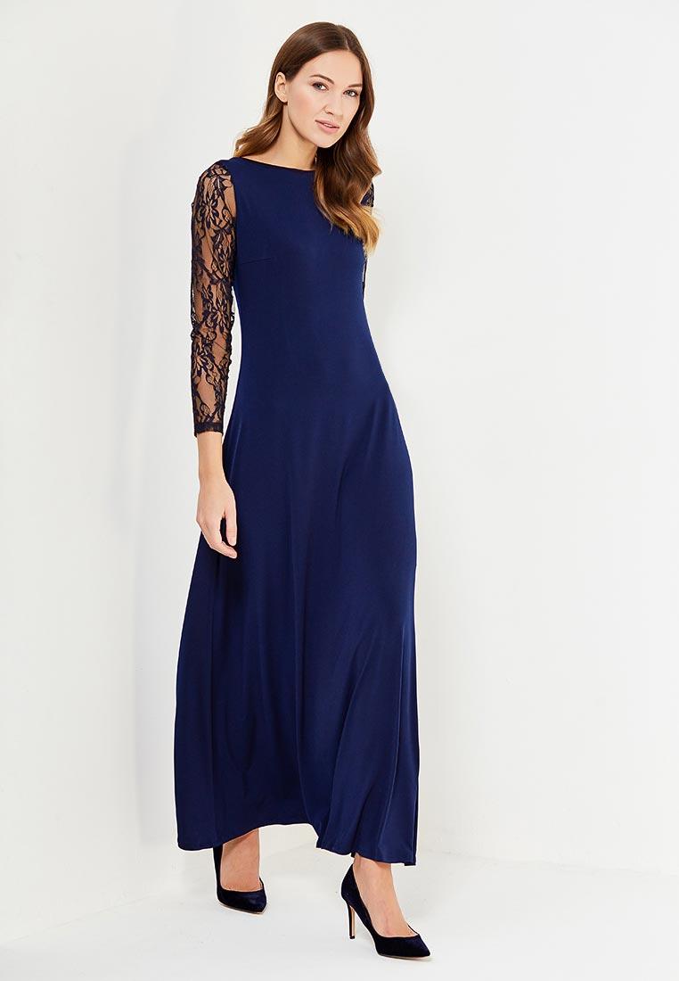 Платье Alina Assi 11-505-107-DarkBlue-L