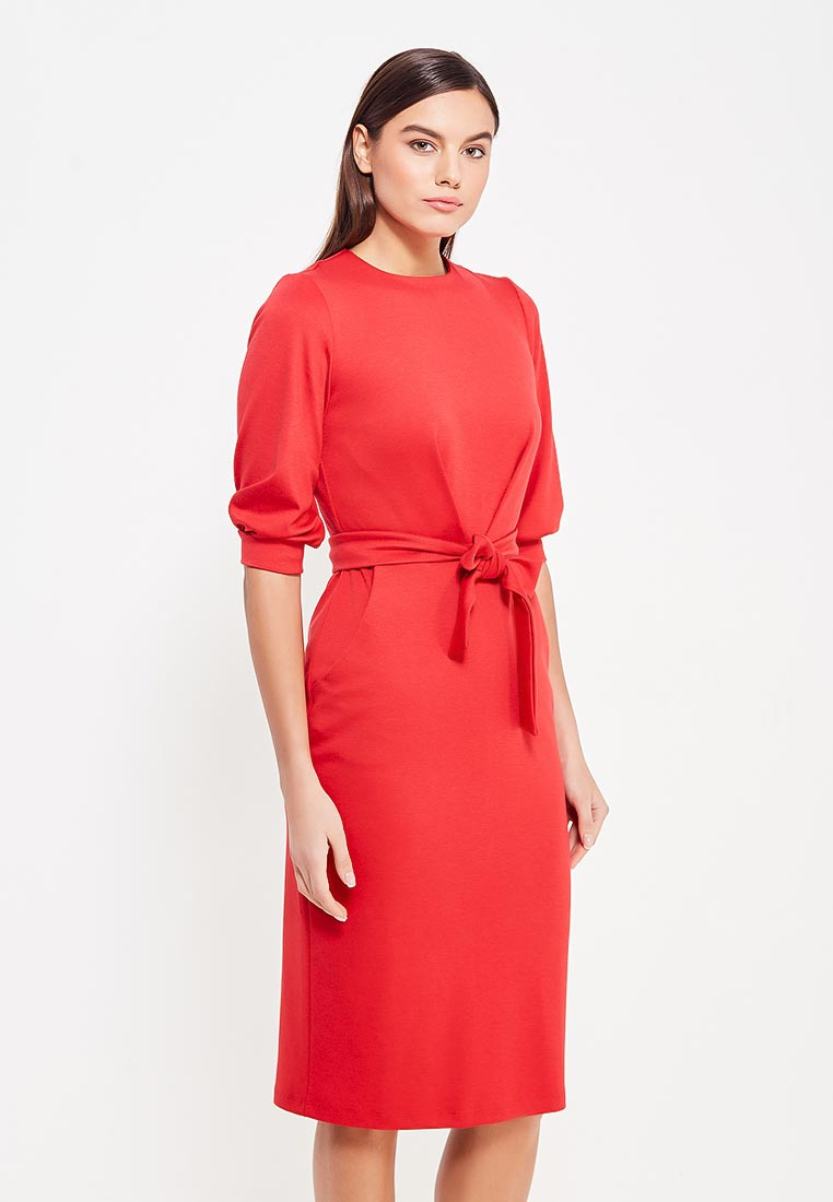 Повседневное платье Alina Assi 11-502-251-Red-L