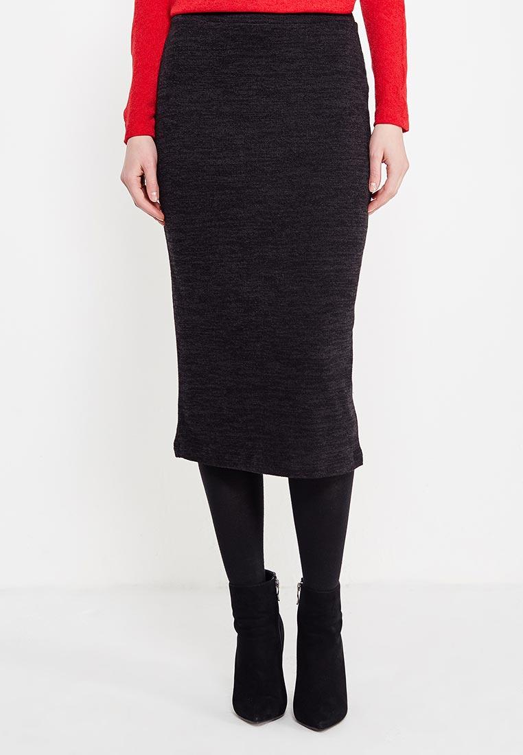 Узкая юбка Alina Assi 19-513-448-Black-L
