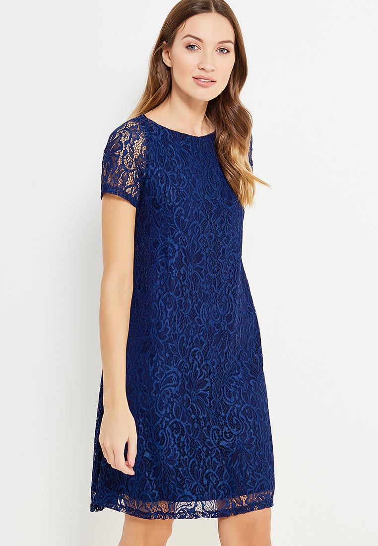 Платье Alina Assi 11-504-254-DarkBlue-L