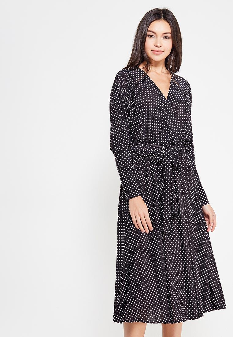 Повседневное платье Alina Assi 11-501-202-Peas-L