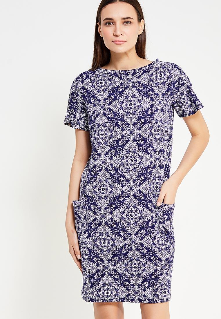 Повседневное платье Alina Assi 11-502-254-DarkBlue/White-L