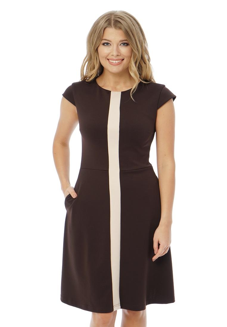 Повседневное платье Gloss 19334(09)-36