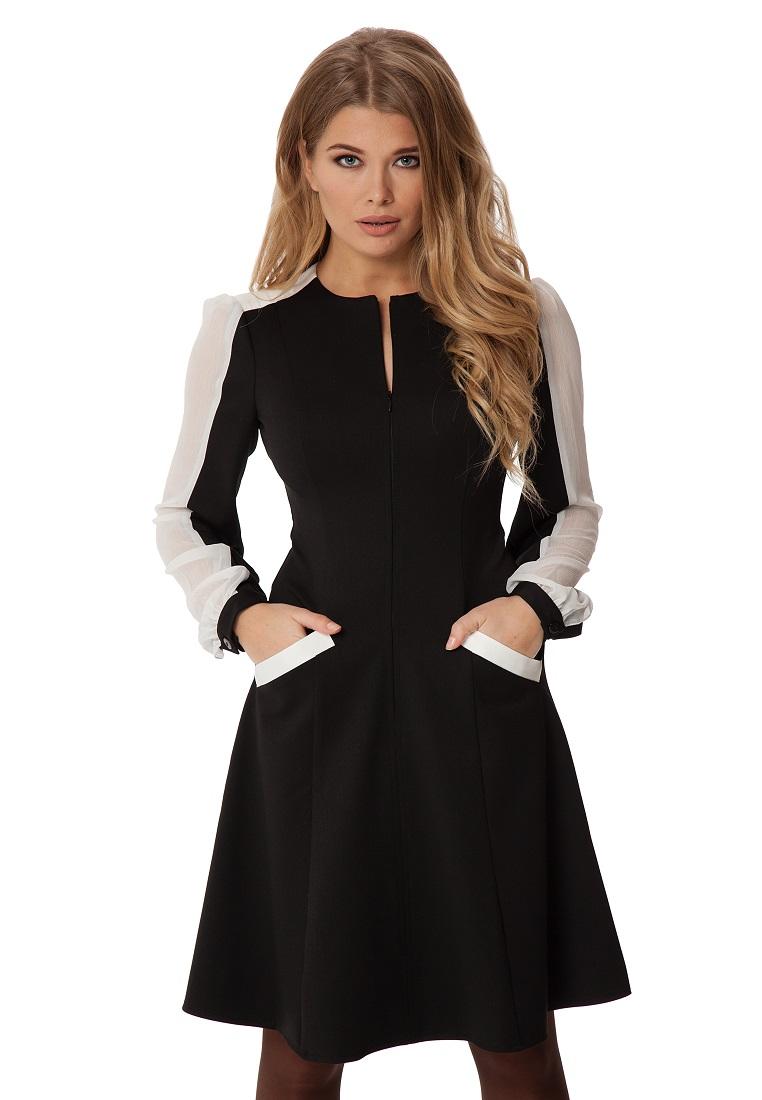 Повседневное платье Gloss 17317(01)-36