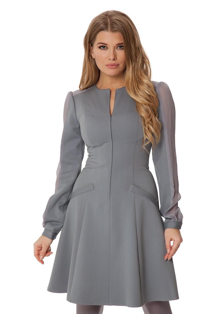 Повседневное платье Gloss 17317(03)-36