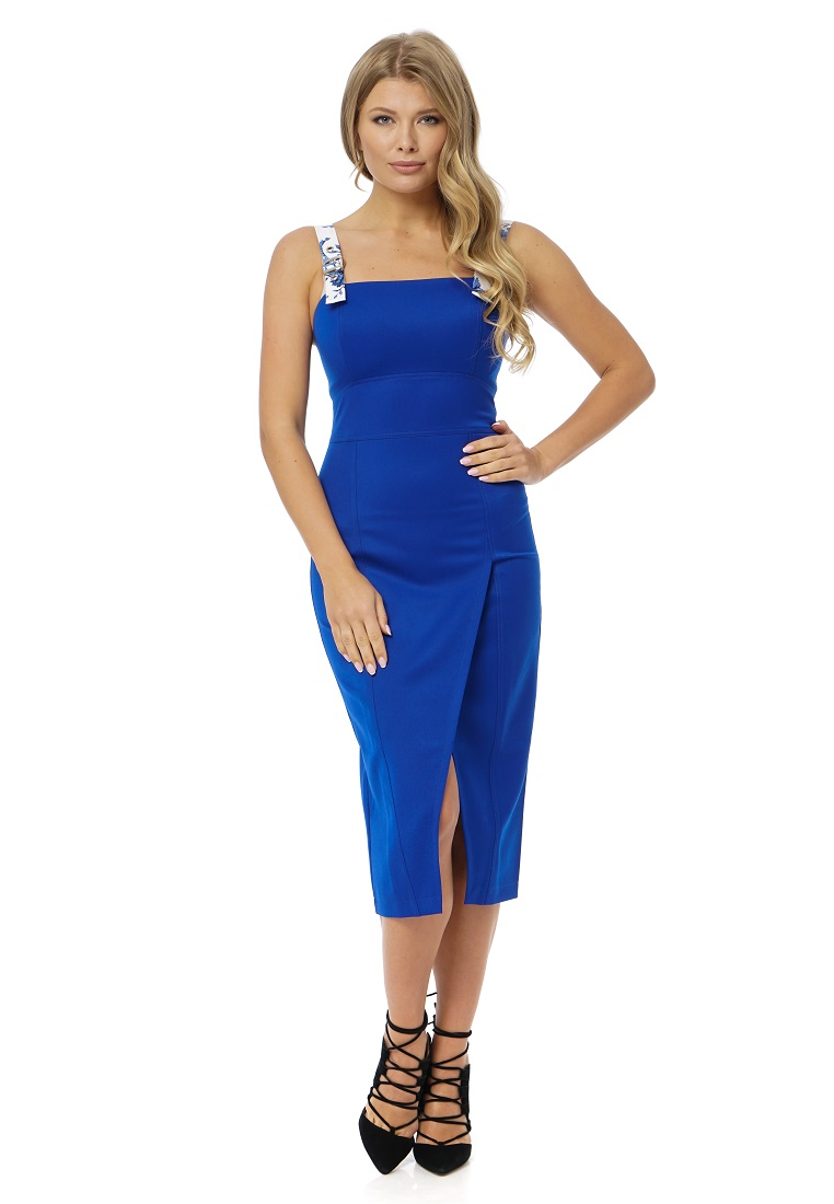 Повседневное платье Gloss 20318(09)-36