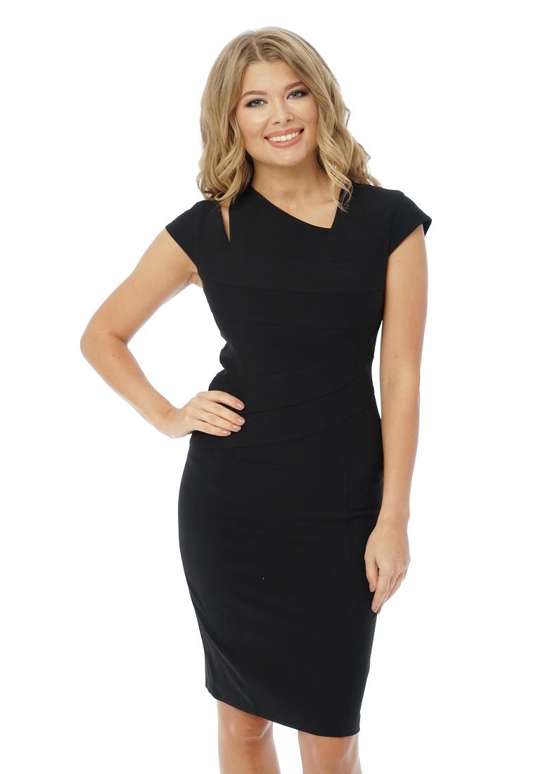 Повседневное платье Gloss 18331(01)-36