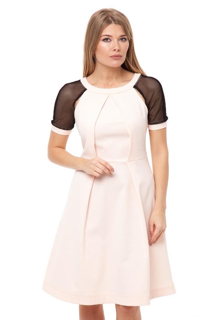 Платье-миди Gloss 18333(07)-36