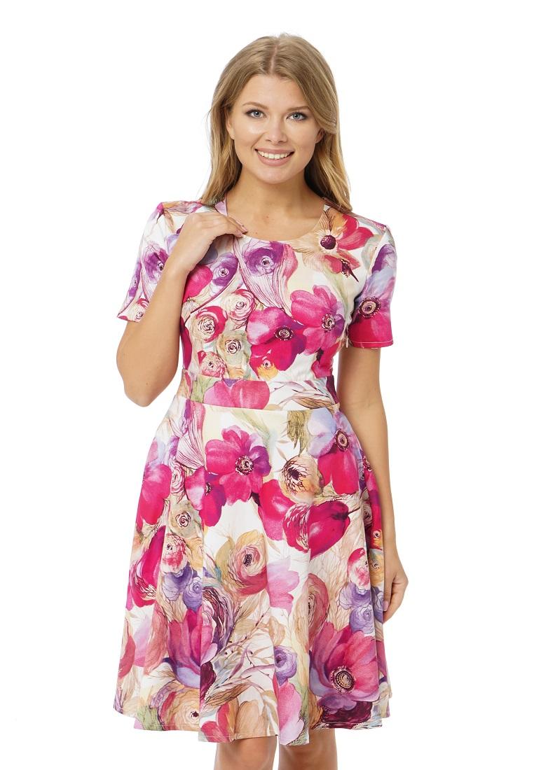 Повседневное платье Gloss 20332(13)-36