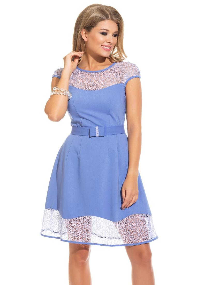 Платье-мини Gloss 15316(10)-36