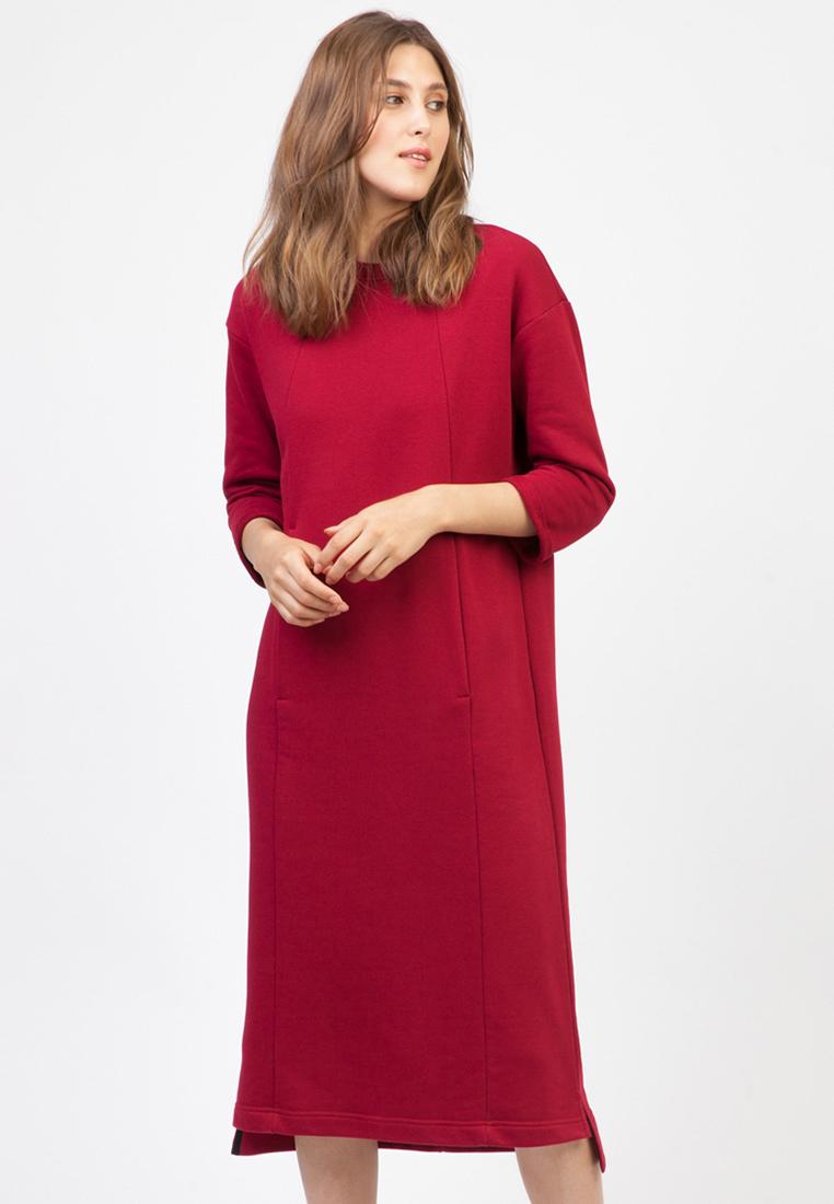 Вязаное платье MELLOW 11-406-01_vinnyi_onesize