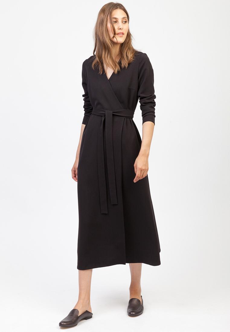 Повседневное платье MELLOW 11-403-03_chernyi_XS