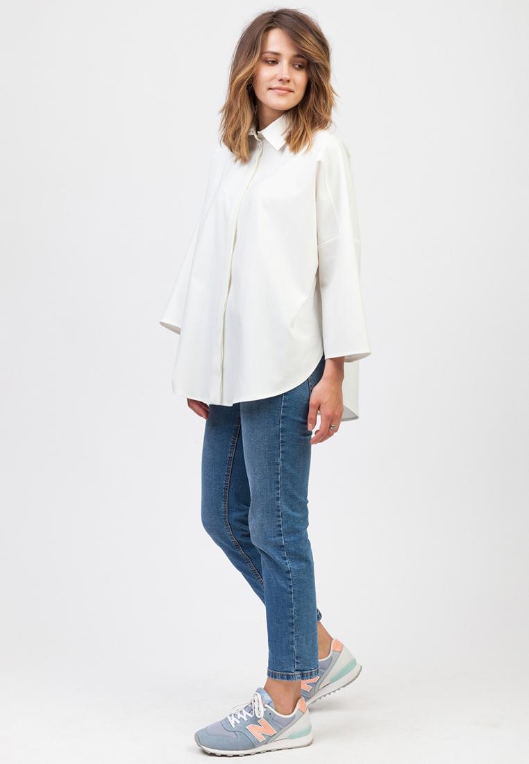 Блуза MELLOW 11-808-11_belyi_onesize
