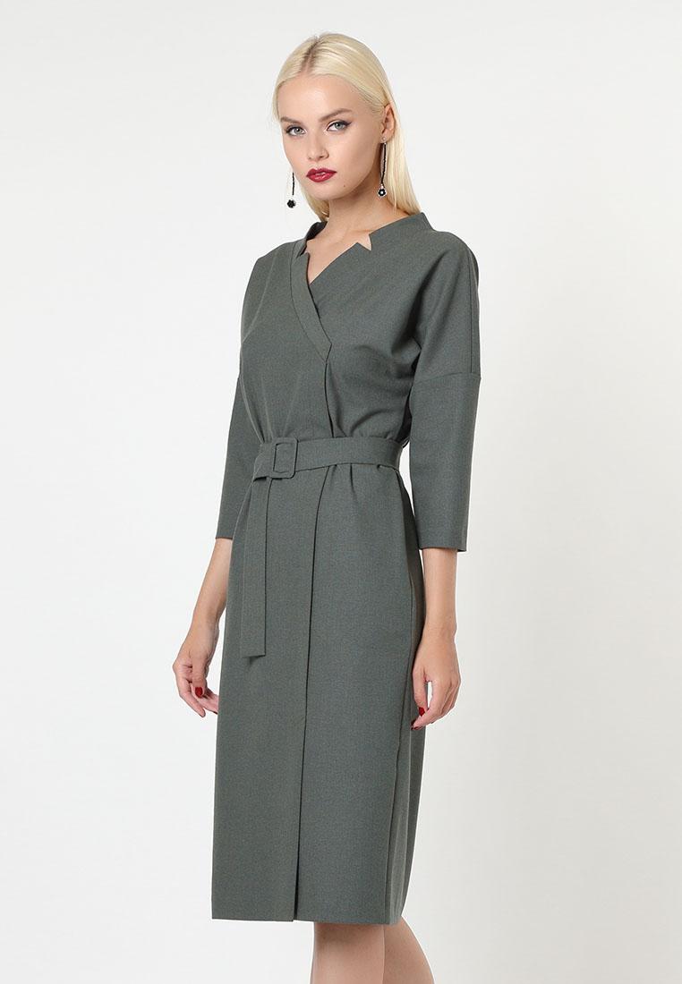 Платье-миди LOVA 210119-s