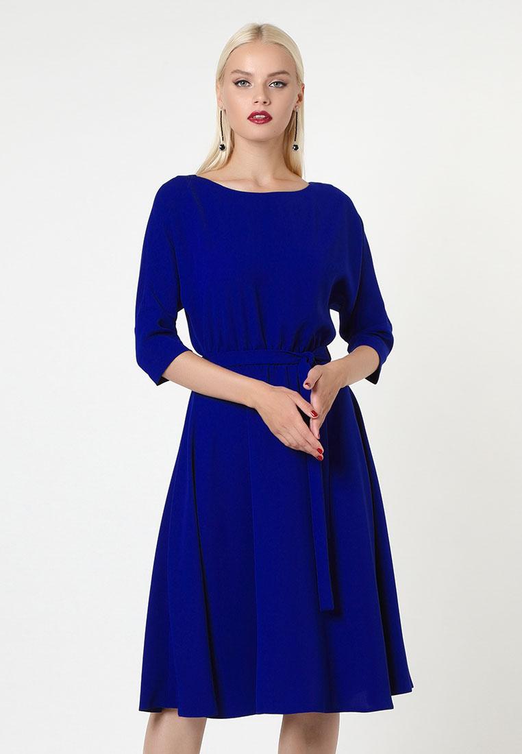 Платье-миди LOVA 210101-s
