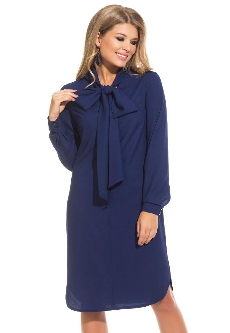 Повседневное платье Gloss 21304(09)-36