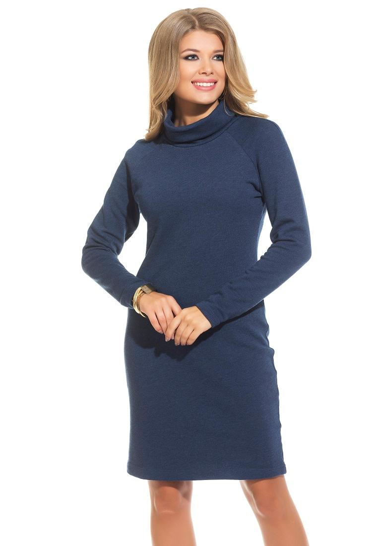 Вязаное платье Gloss 21301(09)-36