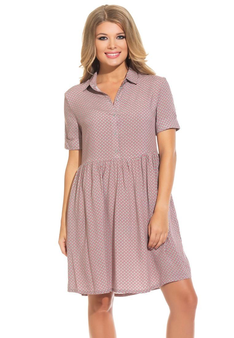 Повседневное платье Gloss 20356(04)-36