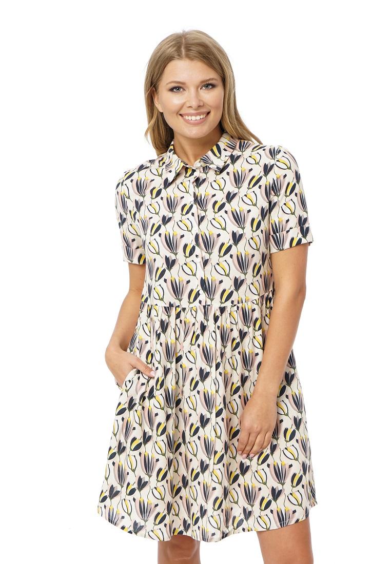 Повседневное платье Gloss 20356(05)-36