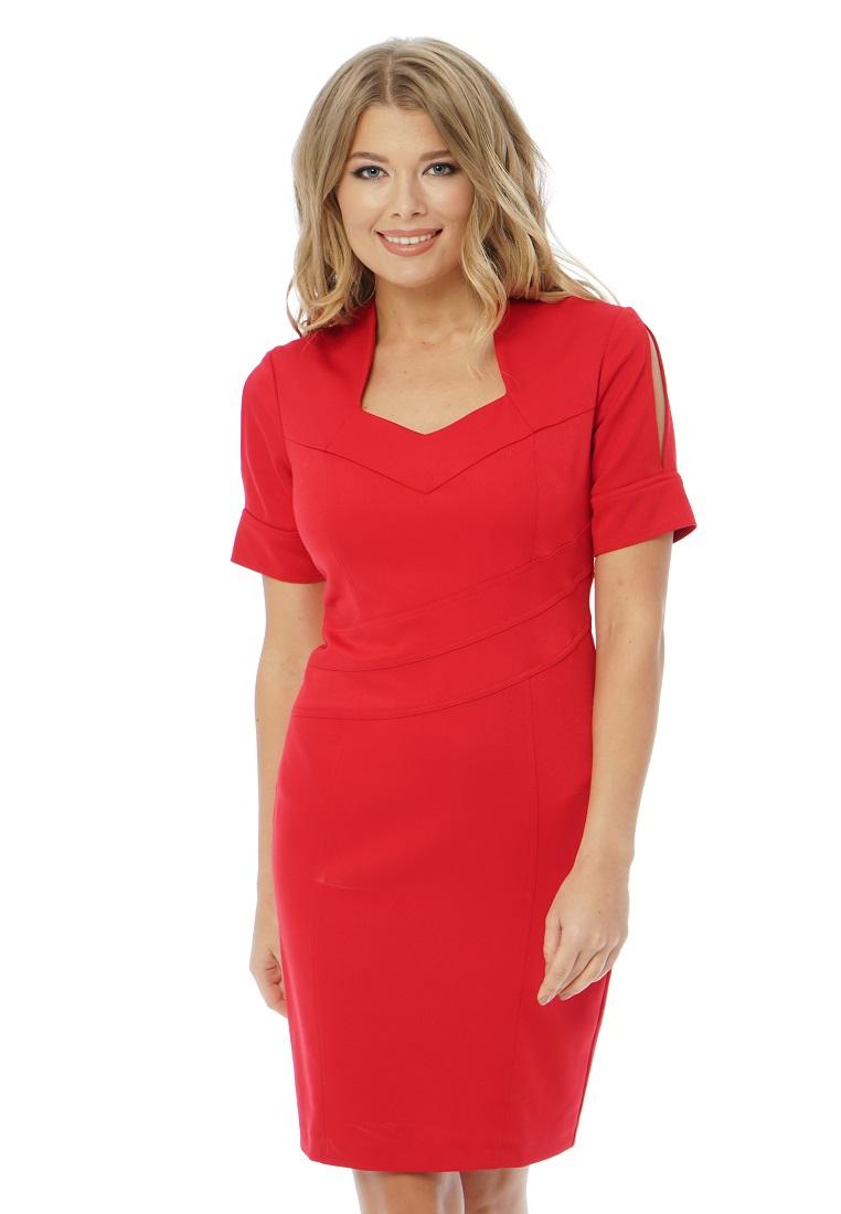 Повседневное платье Gloss 18339(12)-38