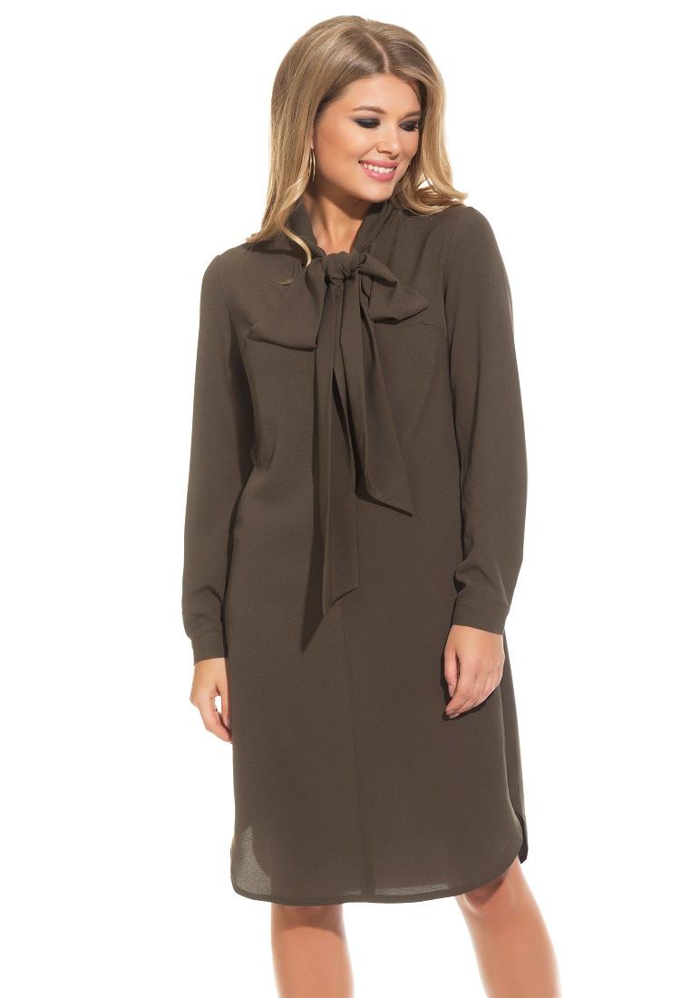 Повседневное платье Gloss 21304(08)-36