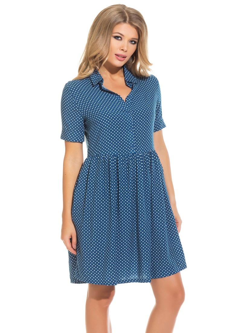 Повседневное платье Gloss 20356(10)-36