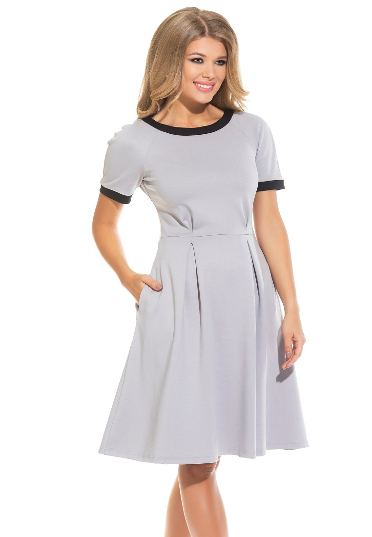 Платье-миди Gloss 19336(04)-36