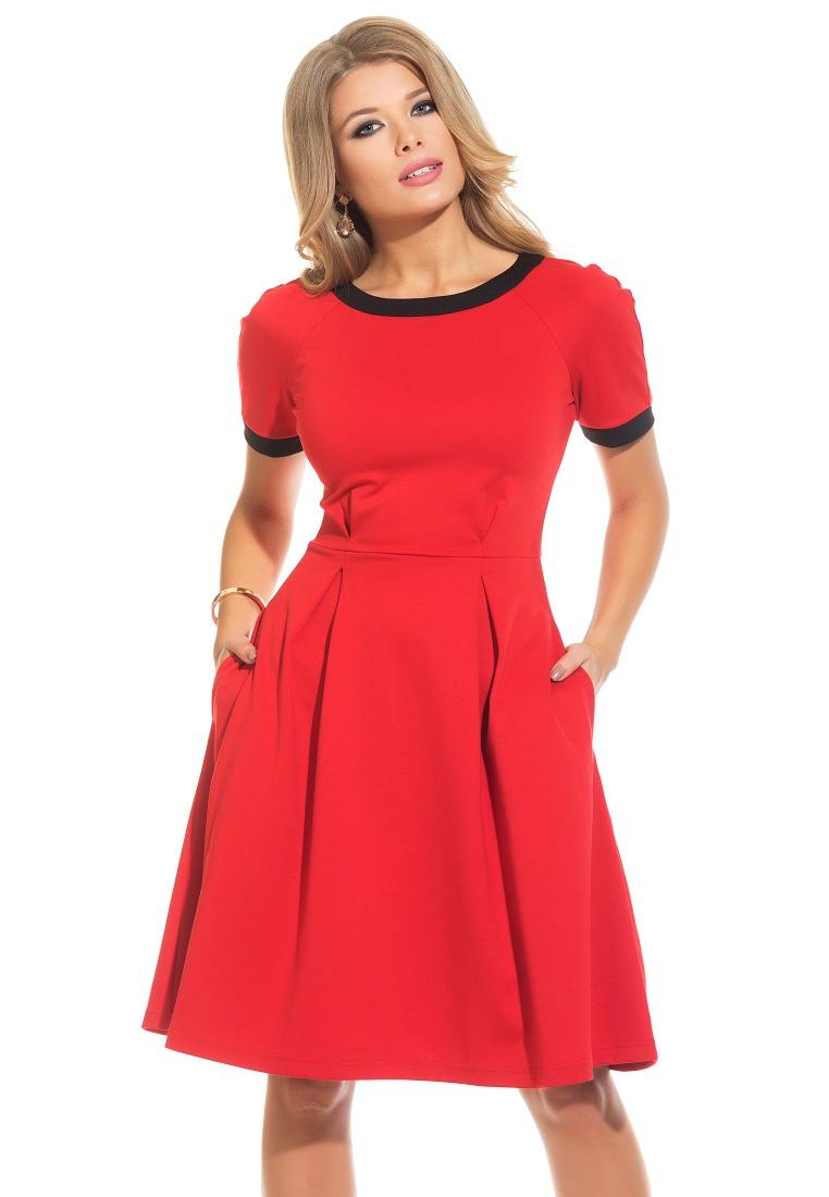 Повседневное платье Gloss 19336(12)-36
