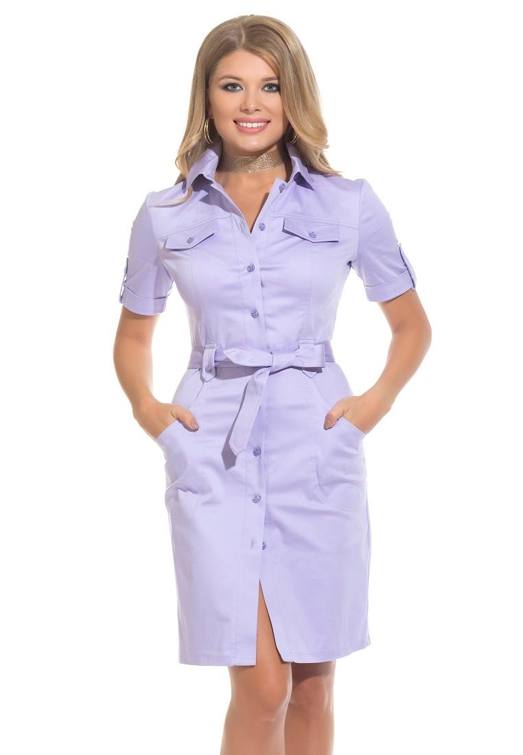 Повседневное платье Gloss 20308(14)-36