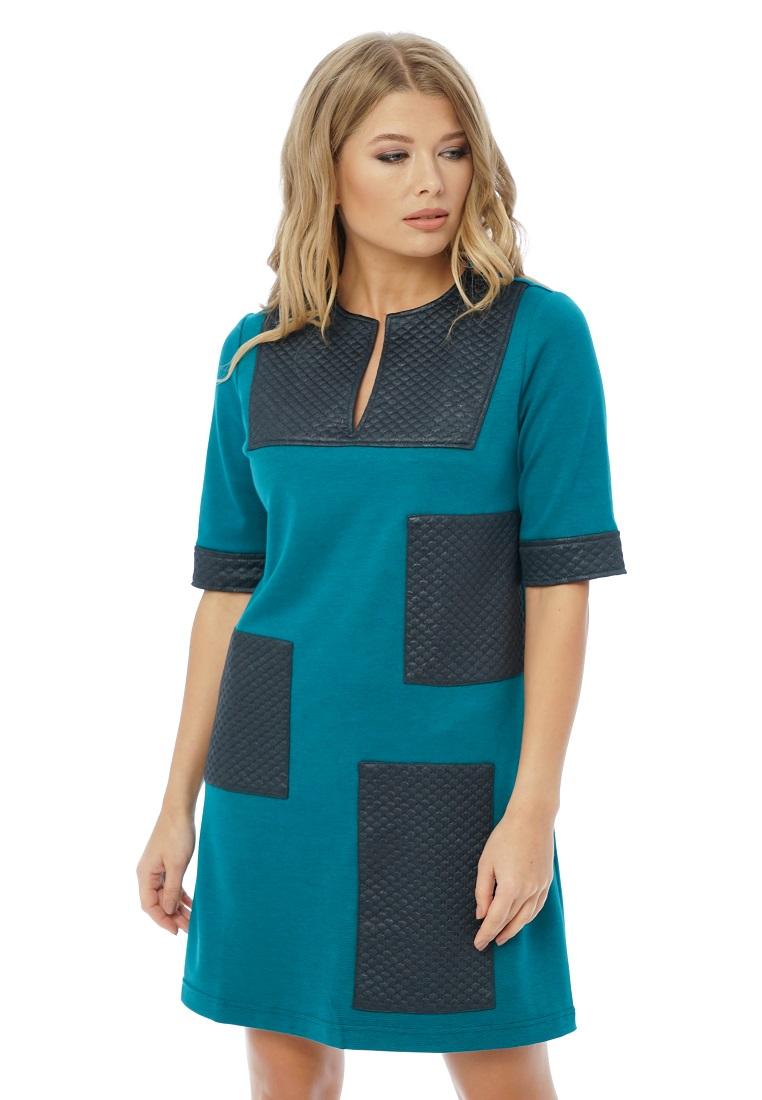 Повседневное платье Gloss 19318(08)-36