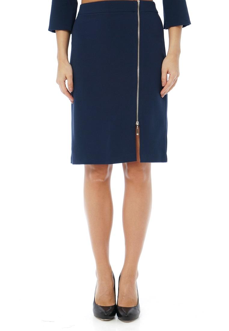 Прямая юбка Gloss 19224(09)-36