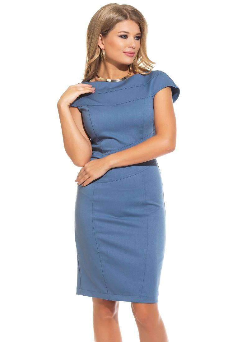 Повседневное платье Gloss 18347(10)-36