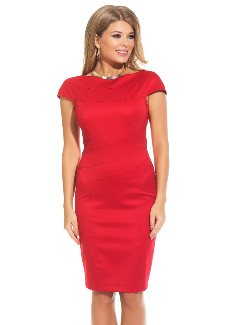 Повседневное платье Gloss 18347(12)-36