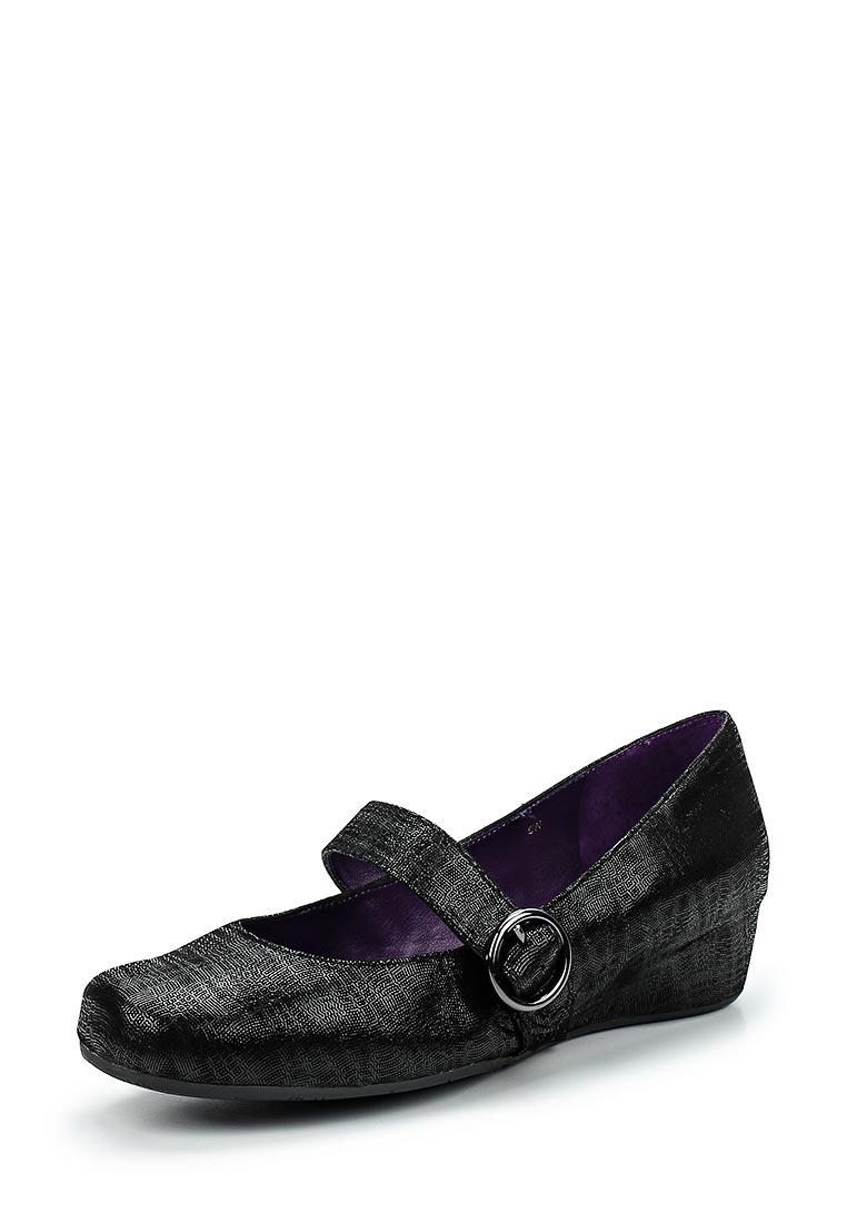 Женские туфли Vaneli Mandisa-black-7,5