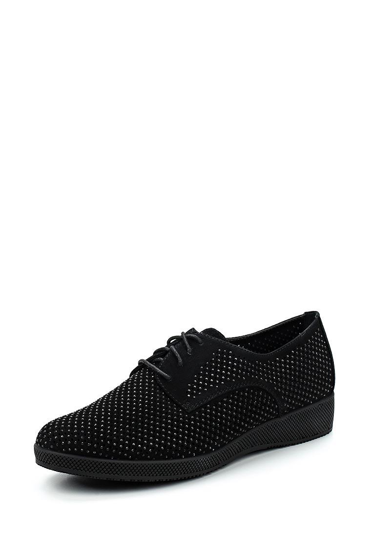 Женские ботинки Vaneli Aleria-black-7