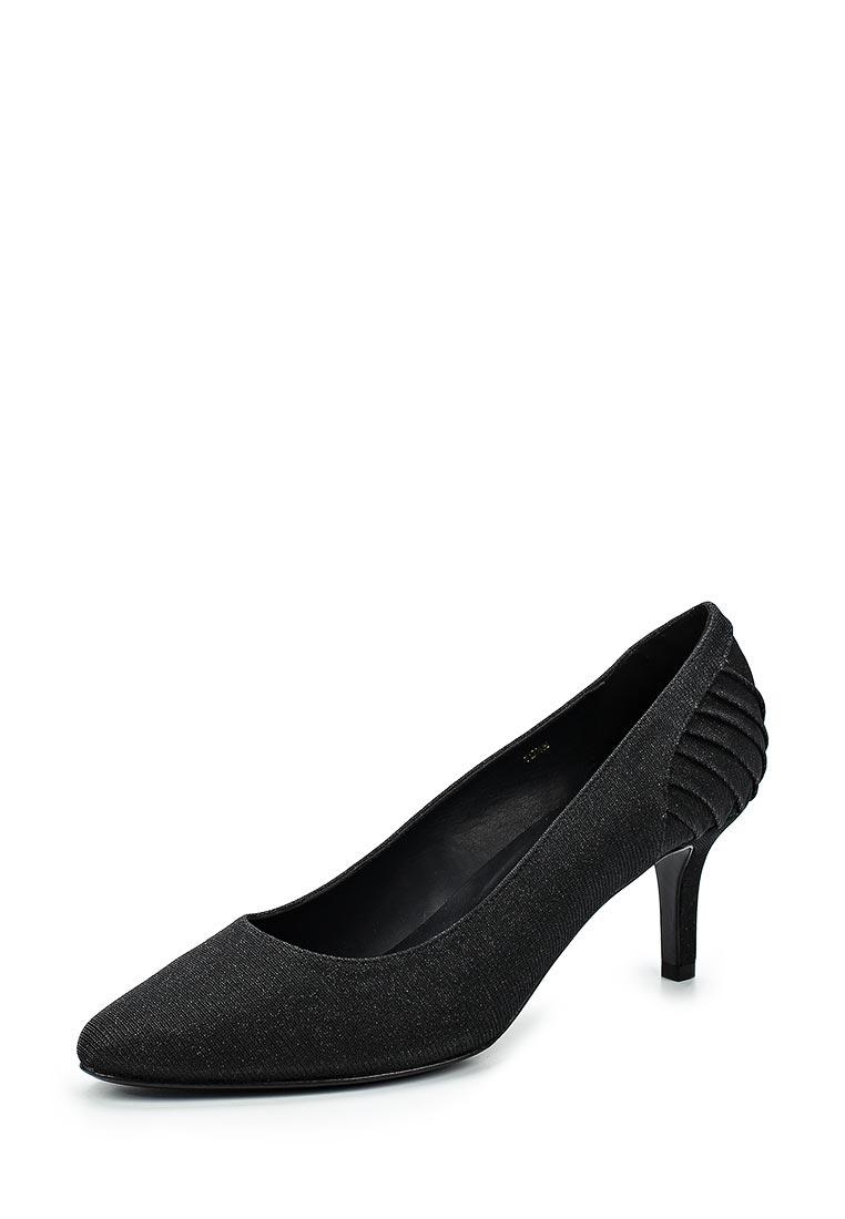 Женские туфли Vaneli Linek-black-35